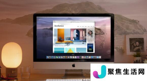 未来的iMac可能能够将桌面扩展到附近的墙壁