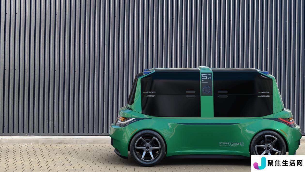 英国科技公司StreetDrone表示无人驾驶送货车将在两年内上路