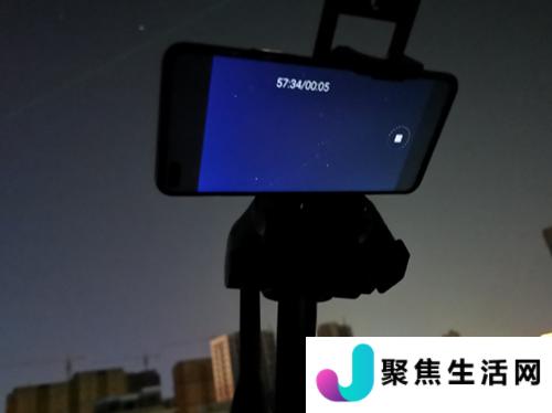 华为Nova6如何使用延时摄影和使用指关节手势?