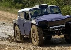英国环保品牌推出全新的Fering Pioneer 4x4