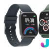 AQFIT W5 EDGE智能手表配备1.7英寸曲面显示屏