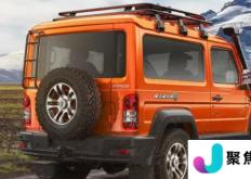 Force Motors推出了第二代唯一的乘用车车型Gurkha SUV