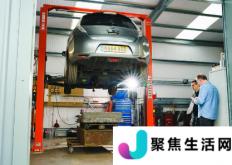 塑造英国电动汽车维修网络的独立车库
