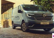 2022 年雷诺 Trafic 面包车改款增加了安全技术