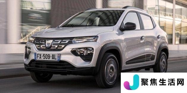 Dacia Spring是电动汽车市场的新领导者