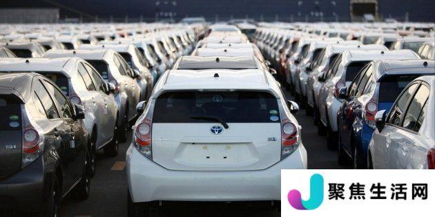 数据显示日本新车市场的崩溃
