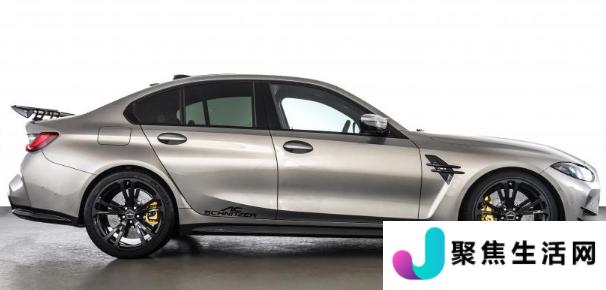 AC Schnitzer为新款BMW M3提供了582bhp
