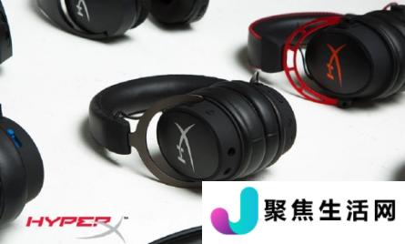 HyperX游戏耳机销量突破2000万