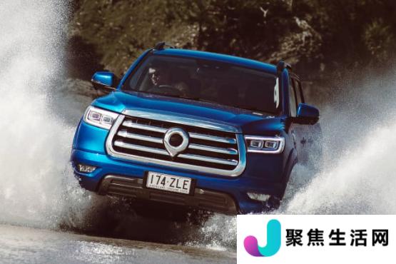 中国长城汽车LDV T60 utes超越三菱Triton