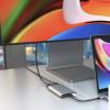 Apple Silicon Mac可以有两个带有新Hyper扩展坞的HDMI显示器