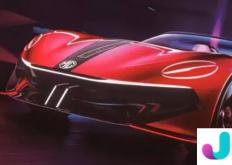 MG Cyberster准备2024年进军车市