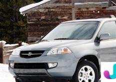 各大汽车制造商生产的第一款SUV