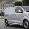 Stellantis 准备好氢燃料标致与e-Dispatch 货车
